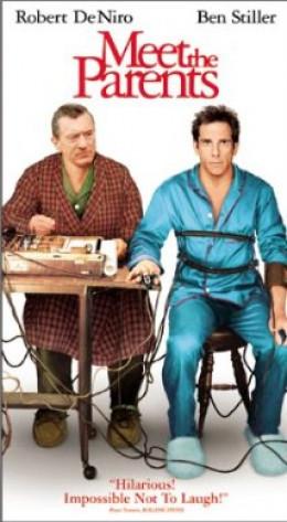 Meet the Parents, Starring Ben Stiller and Robert De Niro