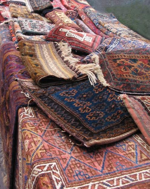 Carpets Displayed