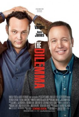 Vince Vaughn and Kevin James in The Dilemma