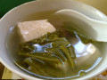Soup Recipes: Bok Choy (Pak Choy)Soup with Tofu