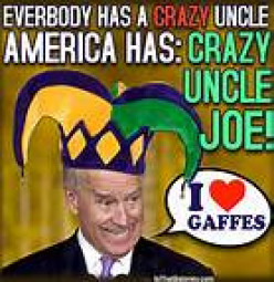 Uncle Joe Goes Bonkers!