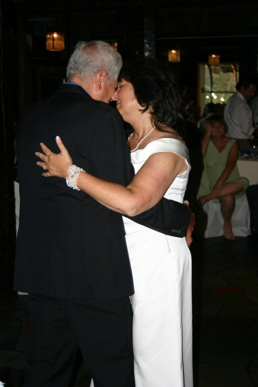 Dance music can be personalized to fit the couple's theme such as a first dance to an Italian performer such as Andrea Bocelli for an Italian themed wedding.