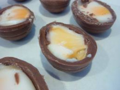 Cadbury Creme Eggs Homemade