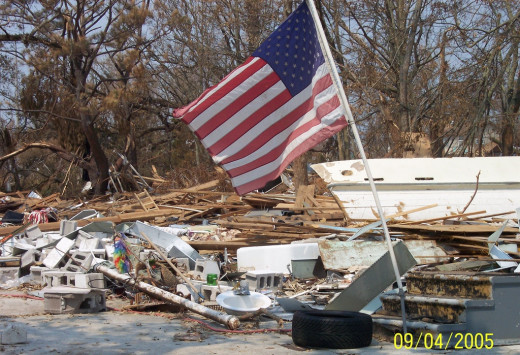 Hurricane Katrina ~ Let Us Learn From Their Suffering