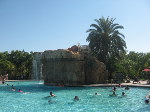 Some Orlando Resorts are nice AND affordable!