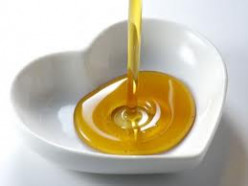 a few drops of sesame oil