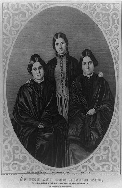 The Three Infamous Fox Sisters