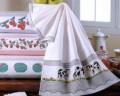 Free Cross Stitch Towel Border Patterns
