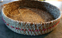 Selecting and Using Pine Needles for Basket Making