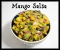 Easy Cucumber Cilantro Mango Salsa Recipe