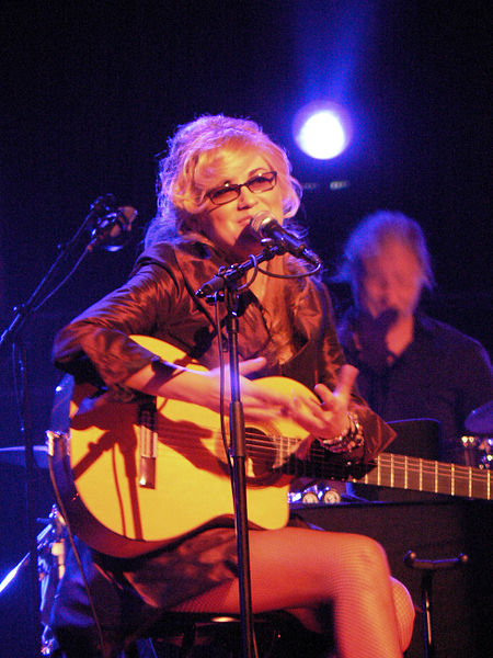 Melody Gardot in Rotterdam , the Netherlands, in July 2009