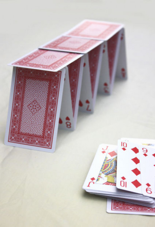 A home or a house of cards?