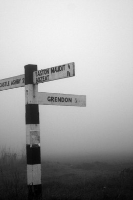 Crossroads are famous for having all kinds of hauntings associated with them.