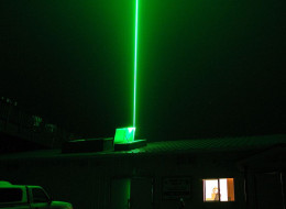 We need better laser tech!