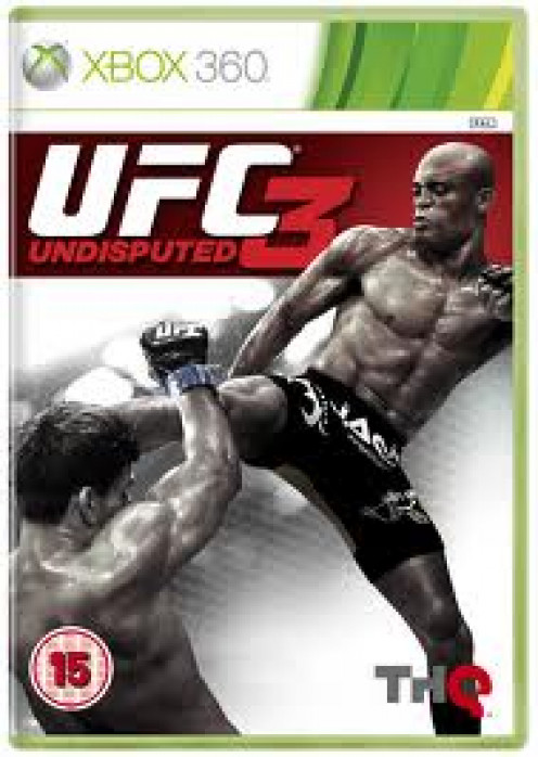 UFC Undisputed 3 was one of the best MMA games to come out on the Xbox 360. It has nice slow motion replays and terrific cut scenes.