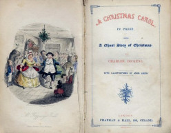 "History of the Charles Dickens Novel, ""A Christmas Carol"""