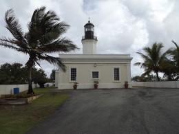 Punta Tuna Lighthouse in Puerto Rico