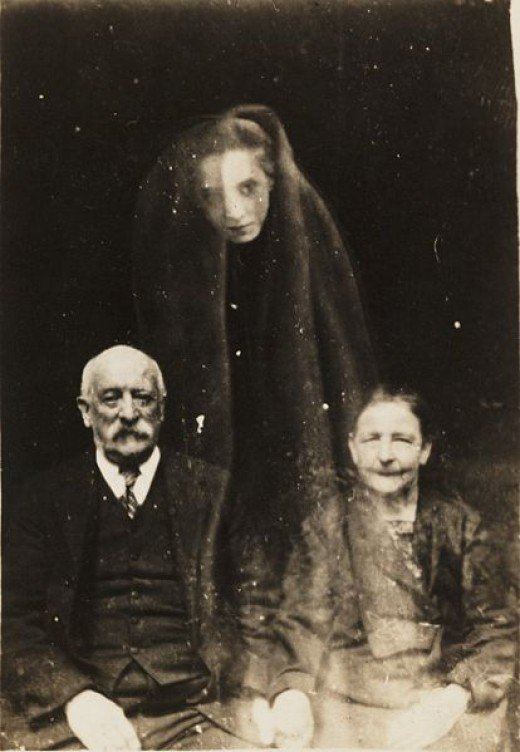 Spirit Photography...Real or Fraud?