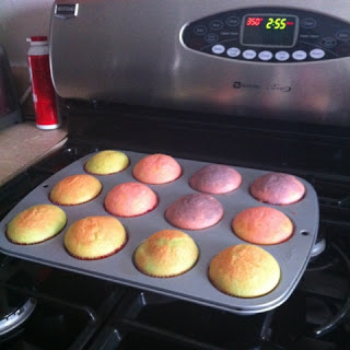 Bake as normal and decorate