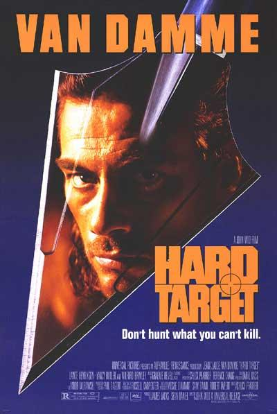 Hard Target Theatrical Poster