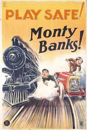 Monty Banks in Play Safe