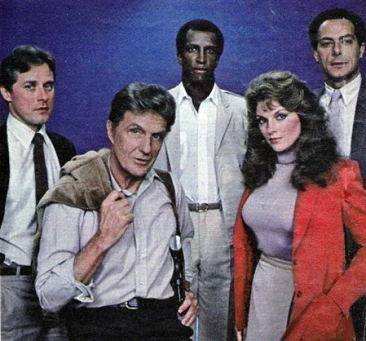 Strike Force Cast Photo