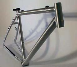 Aluminum Bicycle Frames