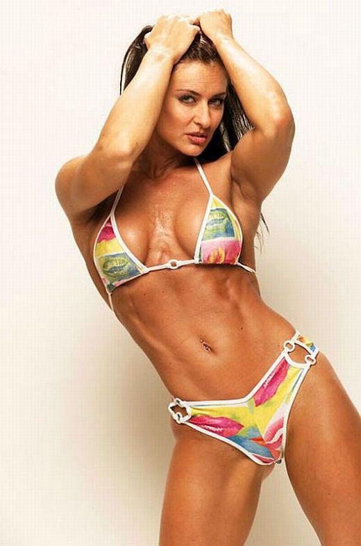 Tammy Pies - Female Fitness
