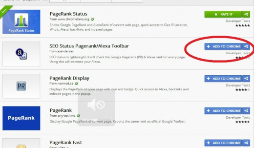 How to setup pagerank
