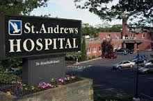 St. Andrews Hospital, Boothbay Harbor, Maine.