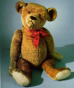 One Of The Original Teddy Bears