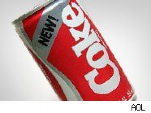 New coke...not so much!