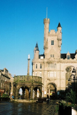 Aberdeen, a beautiful city full of history and ghosts!