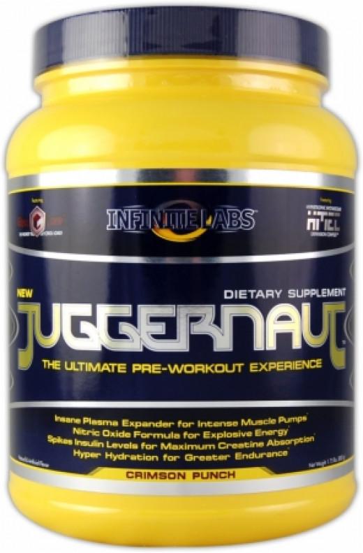Juggernaut Pre Workout