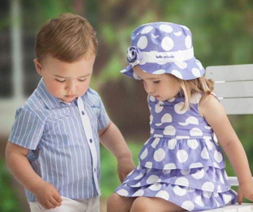 Boys & Girls Clothing @Littlenini.com