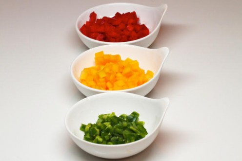 Eat all the peppers you want with your healthy nachos