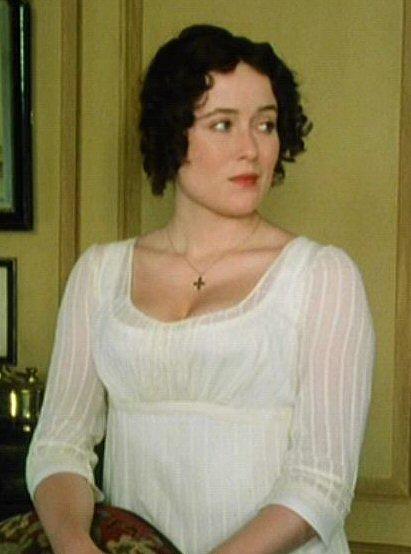 Jennifer Elle as Lizzy Bennett in Pride and Prejudice