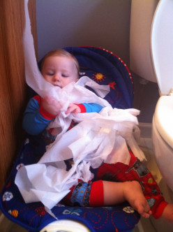 Potty Training - Quitting Diapers Cold Turkey