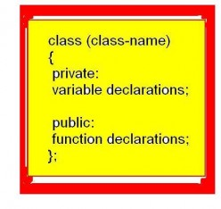 About the object-oriented programming language C++