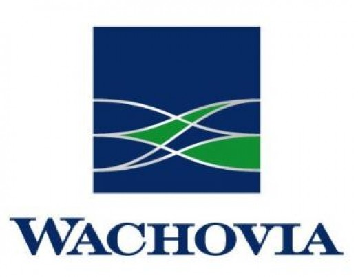 But Wachovia is calm, waving and intertwined with customers. Ahh...