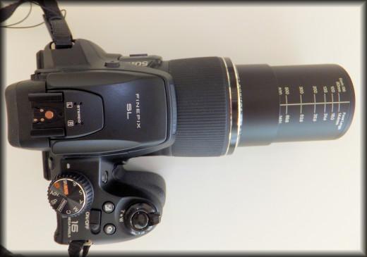 lens extended