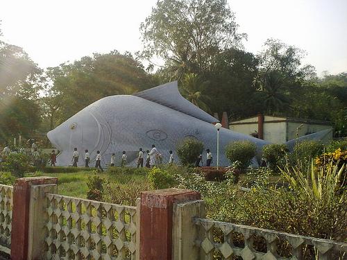 Malampuzha Aquarium