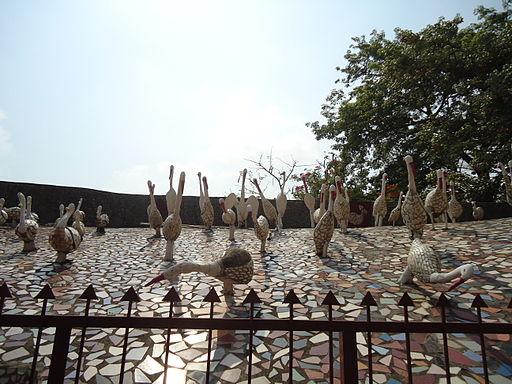 Malampuzha rock garden