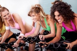 Exercising with friends can make exercising a fun activity.