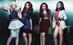 Pic of X Factor Group Little Mix 2013
