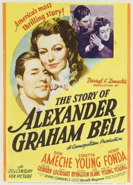 The Story of Alexander Graham Bell (1939)