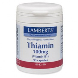 thiamine supplement