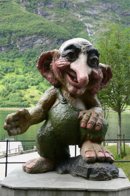 Don't feed the trolls!