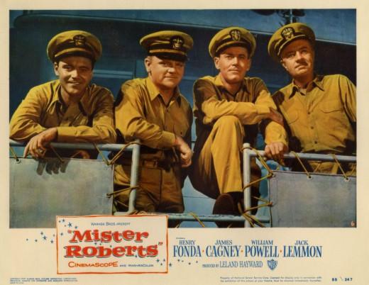 Mister Roberts (1955) Lobby card