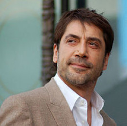 Bardem at a ceremony to receive a star on the Hollywood Walk of Fame in November 2012.  Javier Bardem plays Raoul Silva (born Tiago Rodriguez) in Skyfall,